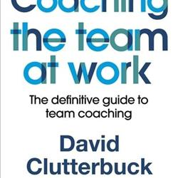 April Book Club Review - Coaching the team at work by David Clutterbuck